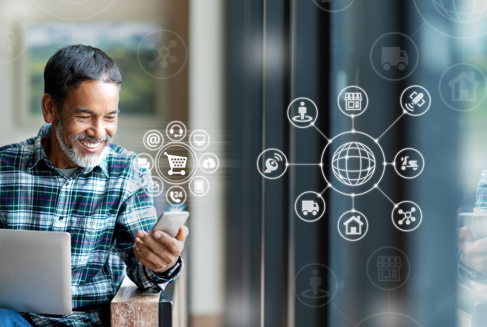 Customer Orders Using CRM Data